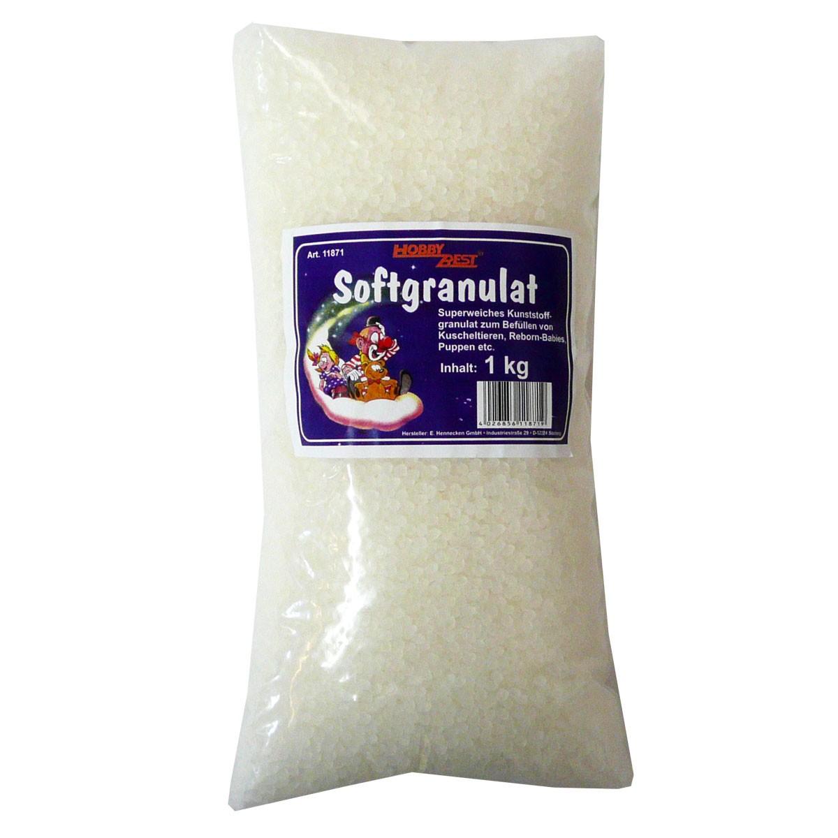 Füllstoff Füllmaterial Softgranulat 1kg