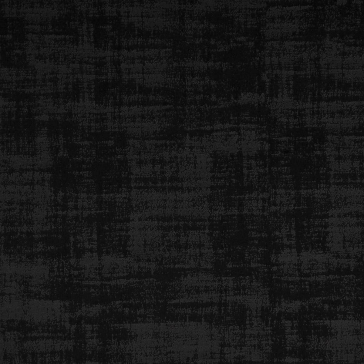 Samtstoff Dekostoff Velvet Marble Samt mit Struktur uni schwarz 1,40m Breite