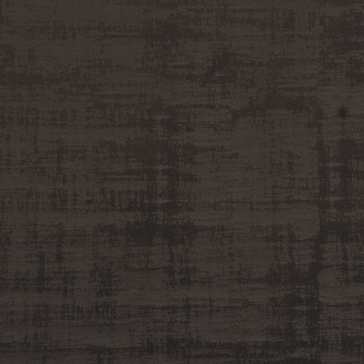 Samtstoff Dekostoff Velvet Marble Samt mit Struktur uni taupe braun 1,40m Breite