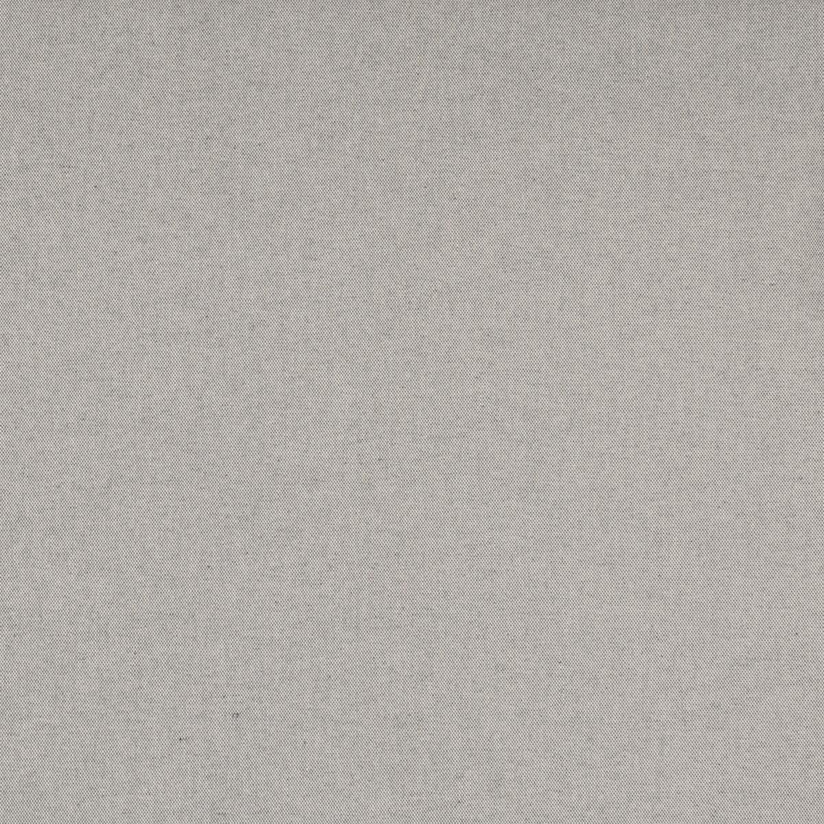 Dekostoff Dobby Panama Leinenlook meliert uni grau 1,40m Breite