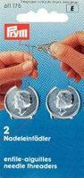 Prym 2 Nadeleinfädler silberfarbig 001