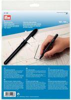 Prym Schnittmusterfolien 1 x 1,5 m mit Stift  001