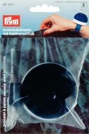 Prym Armnadelkissen Profi blau mit Klettband