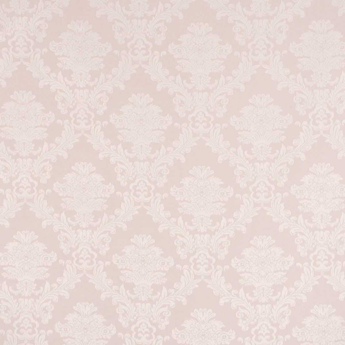 Jacquard Tischwäschestoff Doubleface extrabreit Siroco Ornamente ecru-natur 3,2m Breite