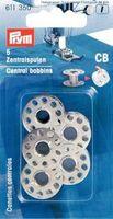 Prym 5 Zentralspulen Nähmaschinen Spulen ST CB