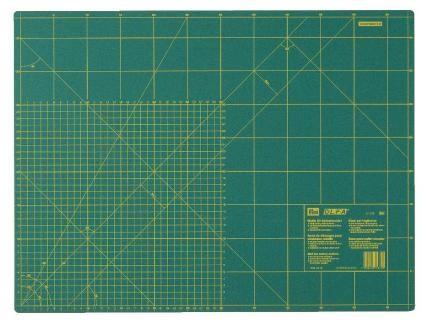 Prym Schneideunterlage Unterlage für Rollschneider cm/inch 60 x 45 cm