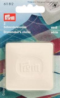 Prym Schneiderkreide-Platten weiß