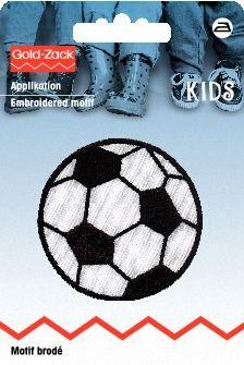 Prym Applikation Fußball mittel Durchmesser 5cm