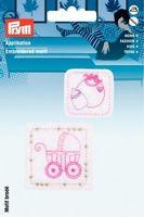 Prym Applikation selbstkl./aufb. Baby Patches 001
