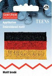 Prym Applikation Fahne Deutschland