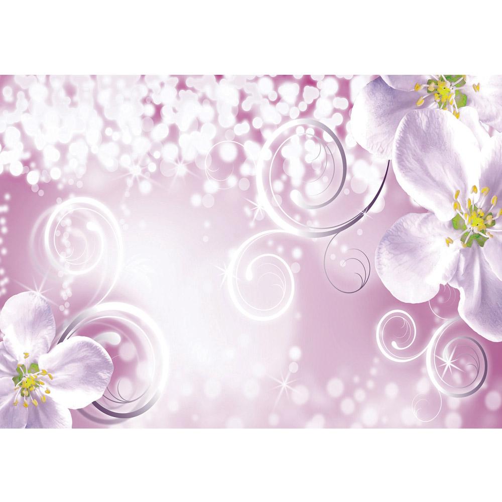 Fototapete no. 653 | Vlies | Ornamente Tapete Ornament Kirschblüte Pflanze Motiv 0653