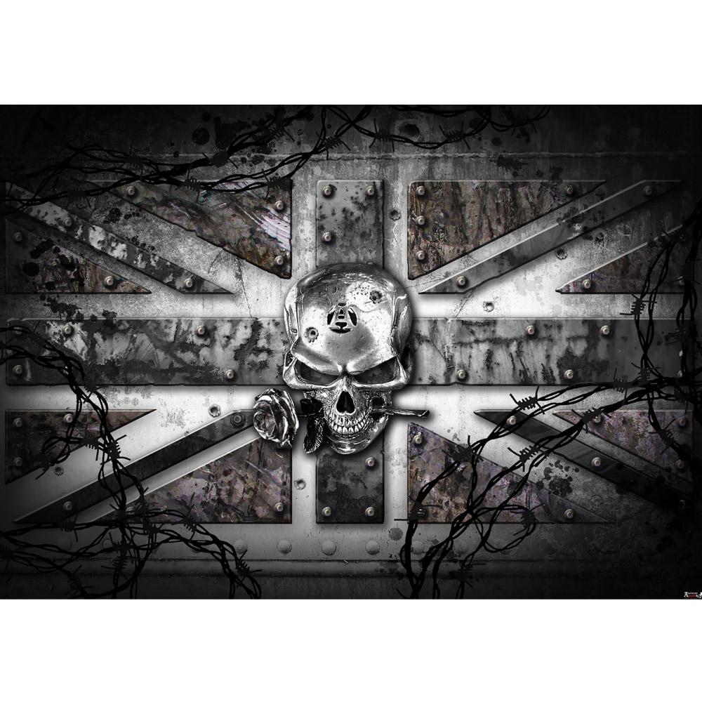 Fototapete no. 720 | Vlies | Illustrationen Tapete Alchemy Wrought Iron Kingdom Motiv 0720
