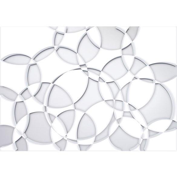 Fototapete no. 899   Vlies   3D Tapete Abstrakt Kreise Mandala Muster Design Motiv 0899