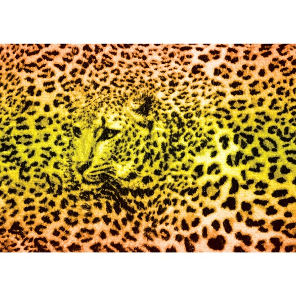 Mural no. 1391 | Non-woven or Paper | animals wallpaper leopard pattern