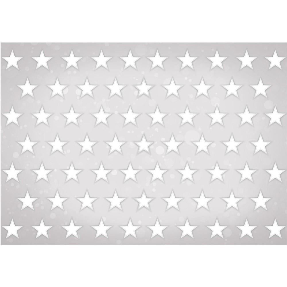 Fototapete no. 1505 | Vlies | 3D Tapete Kunst Abstrakt Design Sterne Wand Optik Motiv 1505
