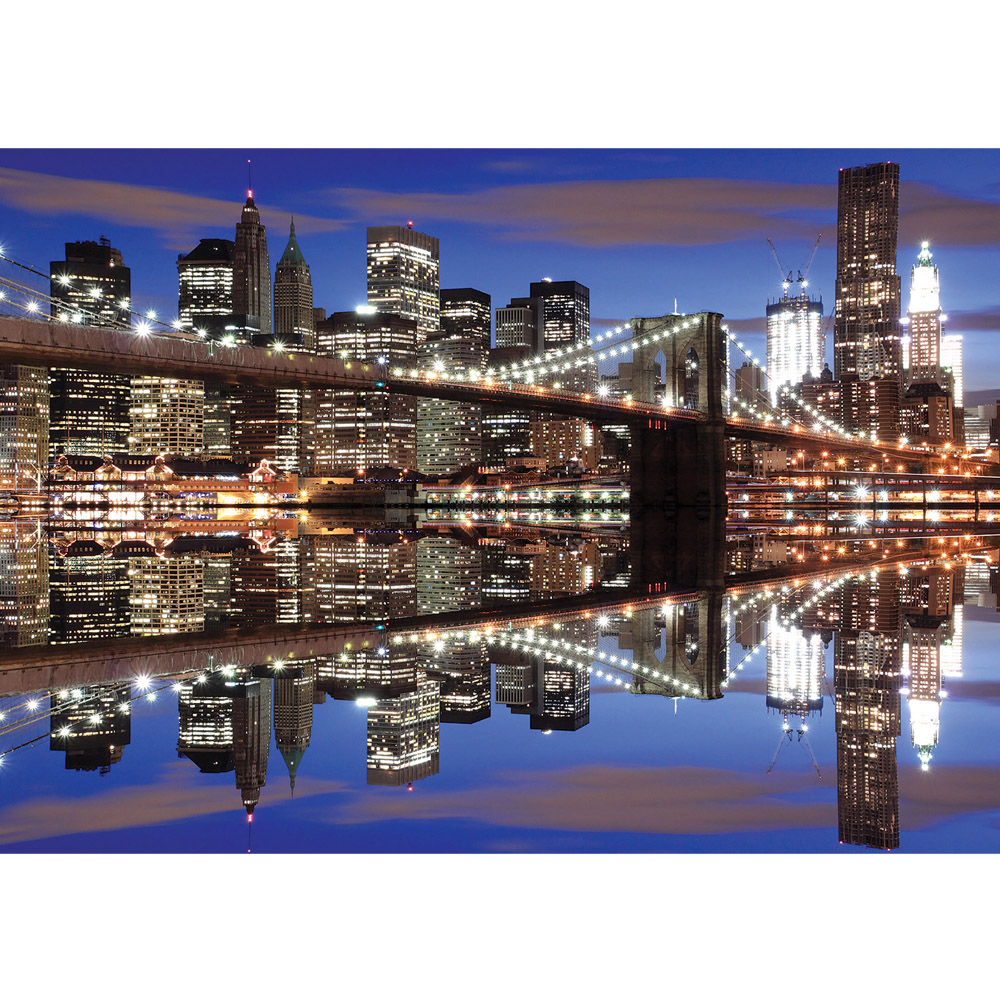 Mural No 2203 Non Woven Or Paper Skylines Wallpaper Skyline Night
