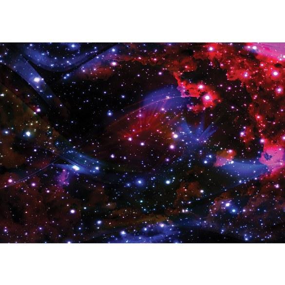Fototapete no. 2216 | Vlies | Welt Tapete Weltall Weltraum Kosmos Sterne Licht Motiv 2216