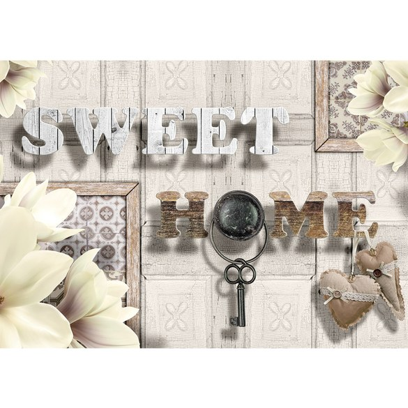 Mural no. 2425 | Non-woven or Paper | font art wallpaper lettering home