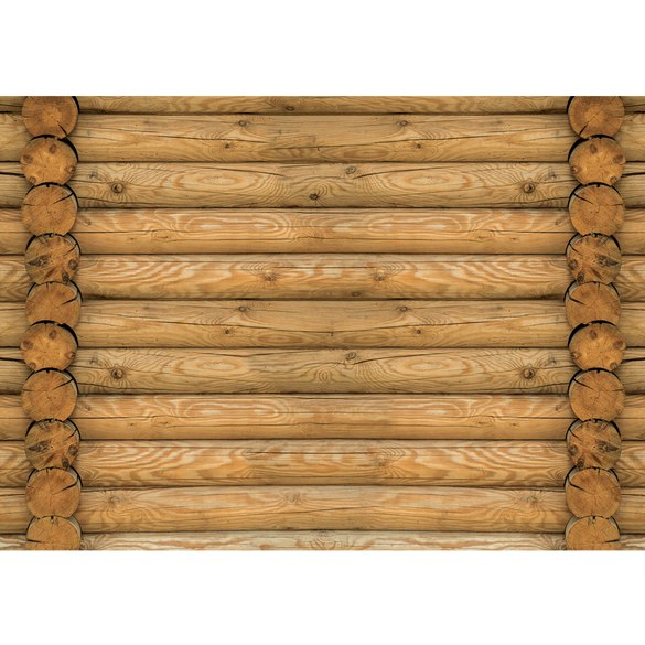 Mural no. 2506 | Non-woven or Paper | wood wallpaper look wooden wall