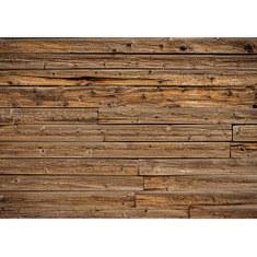 Fototapete no. 2646 | Vlies | Holz Tapete Holzwand Holzoptik Kacheln braun Motiv 2646