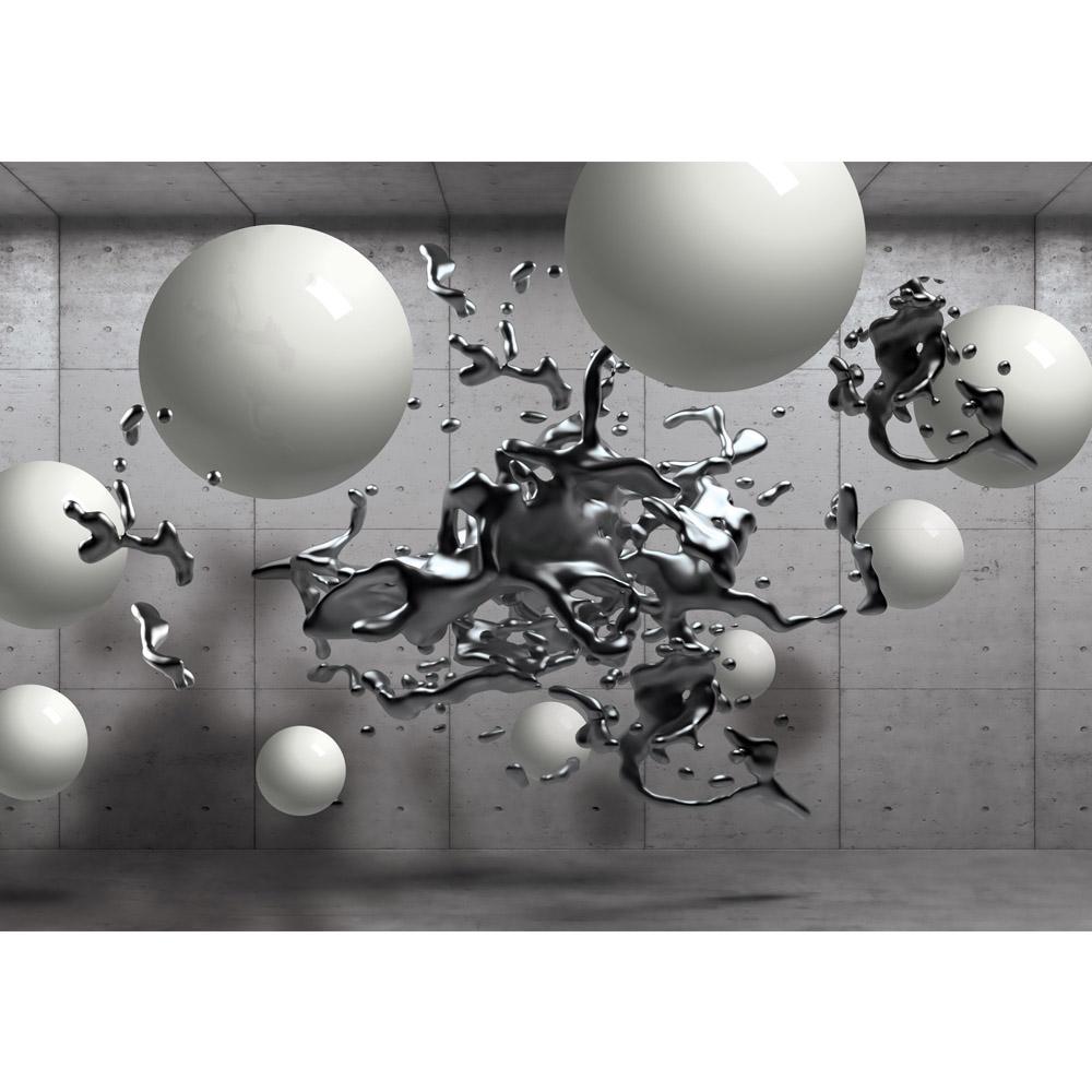 Fototapete no. 3001 | Vlies | 3D Tapete Wand Platten Splash Kunst Abstrakt Motiv 3001