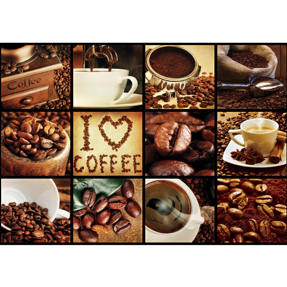 Fototapete no. 3277 | Vlies | Kulinarisches Tapete Kaffee, Barista, Kaffeebohnen, Motiv 3277