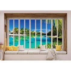 Fototapete no. 3428 | Vlies | Meer Tapete Mittelmeer, Strand, Karibik, Südsee, Motiv 3428