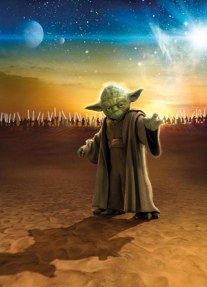APD-442 Star Wars - Meister Yoda Fototapete