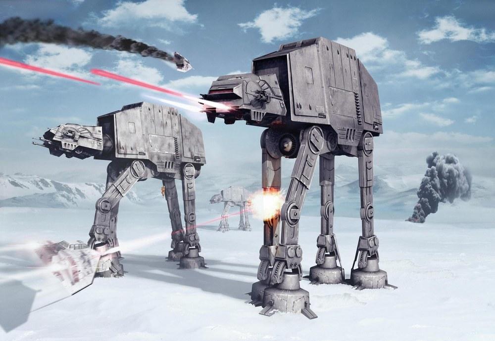 APH-481 Star Wars - Die Schlacht um Hoth Fototapete