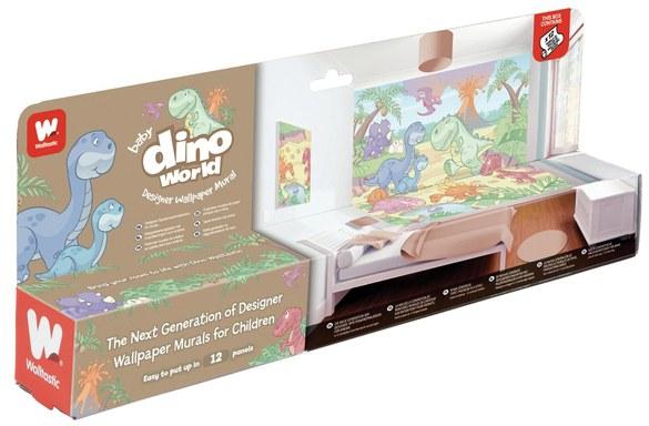 DW-40618 Baby - Dinosaurier  Fototapete – Bild 3
