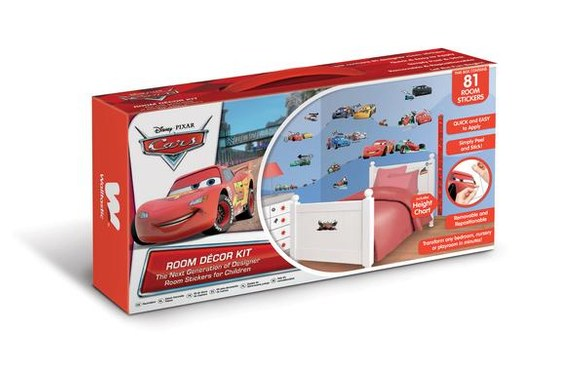 DW-41479 Disney Cars wall tattoo