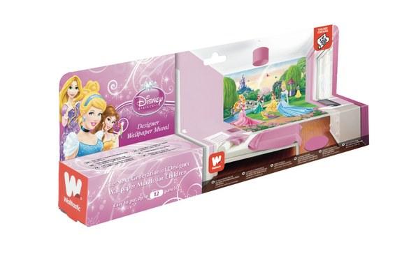 DW-42087 Disney Princess Fototapete – Bild 3
