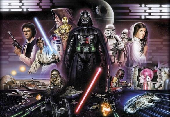 APH-482 Star Wars - Darth Vader Fototapete
