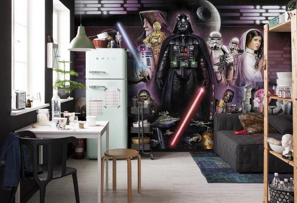 APH-482 Star Wars - Darth Vader Fototapete – Bild 2