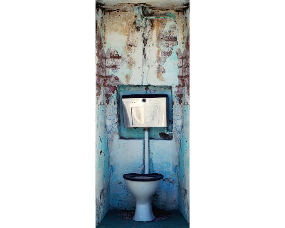 Tür 2.0 Türtapete WC