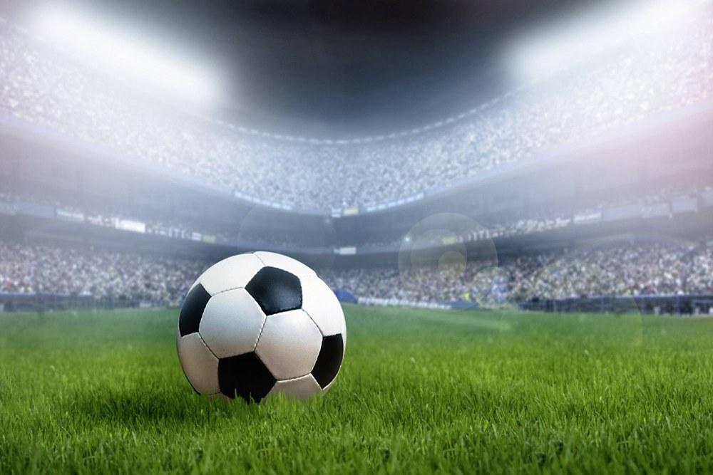 0300-6 Wandbild - Motiv: Fußball
