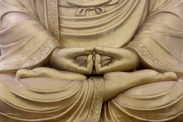 0301-1 mural - design: Buddha