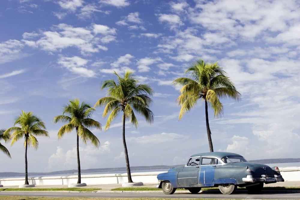 0312-9 Wandbild - Motiv: Cuba