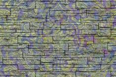 0340-0 Wandbild - Motiv: Ornament
