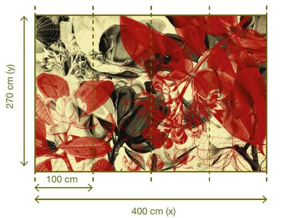 47-001 Wandbild - Motiv: Botanischer Garten – Bild 3