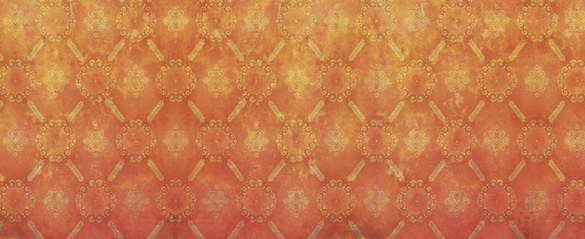 47-029 Wandbild - Motiv: Used Look Orange