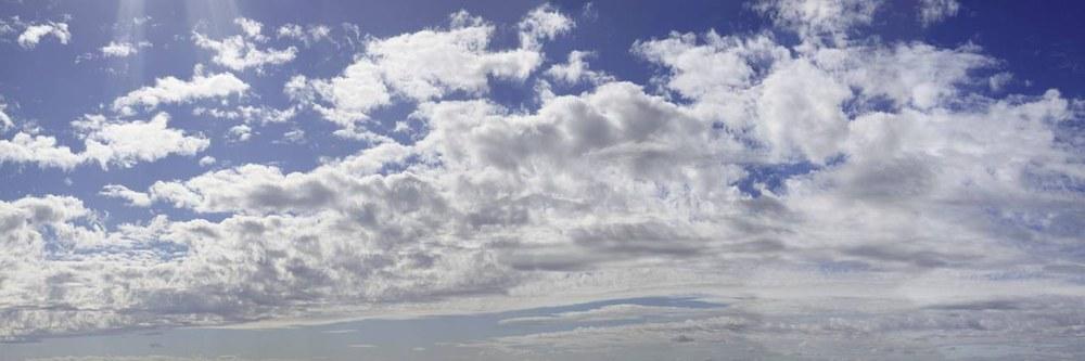 47-102 Wandbild - Motiv: Wolken