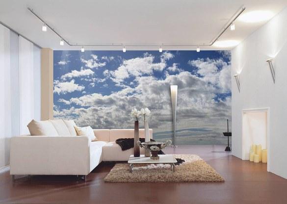 47-102 Wandbild - Motiv: Wolken – Bild 2