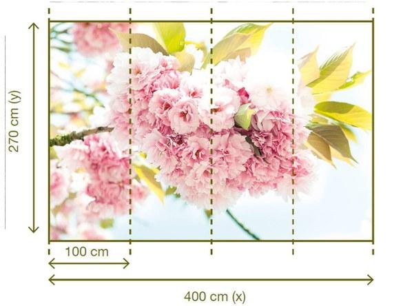 47-143 Wandbild - Motiv: Frühling – Bild 2