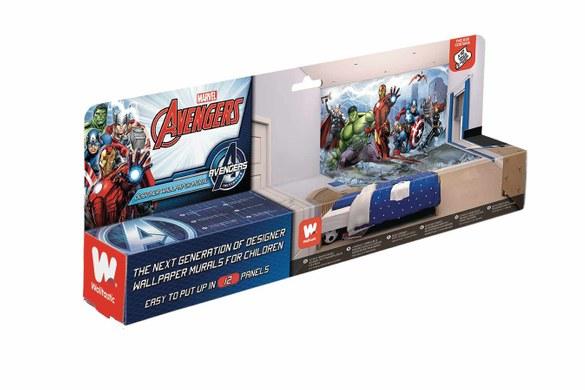 DW-43848 Avengers Assemble Fototapete – Bild 3