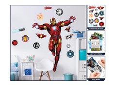 DD-429 Wandsticker: Iron Man Wandsticker