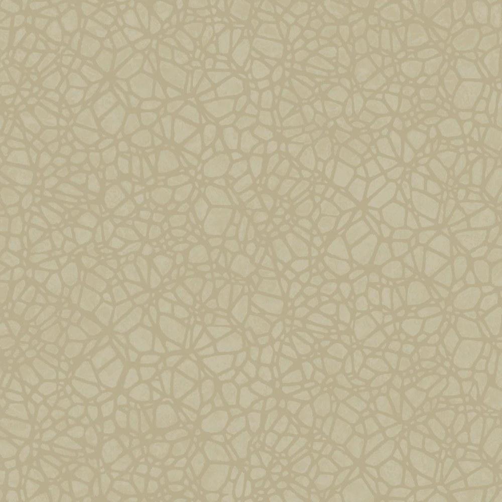 AR Ornamenttapete Diamond Beigegold