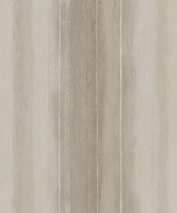 AR Streifentapete Lesley Silbergrau