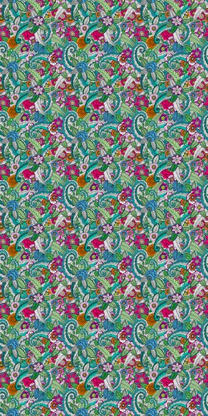 AR floral wallpaper Baylee multicolour