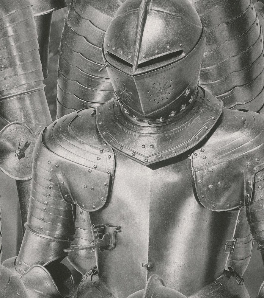 Medieval Silver Suits Of Armour Army Wallpaper Paper Kids Teens 2 Rasch